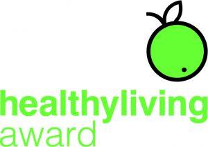 Healthy Living Award positive